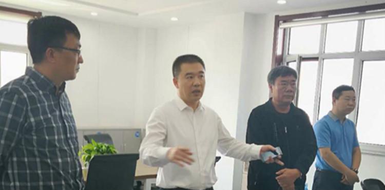 【新奥e城e家播报】霸州市市长刘志亮一行来访新胜水厂